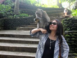 Sacred Monkey Forest Sanctuary Ubud Bali - 5