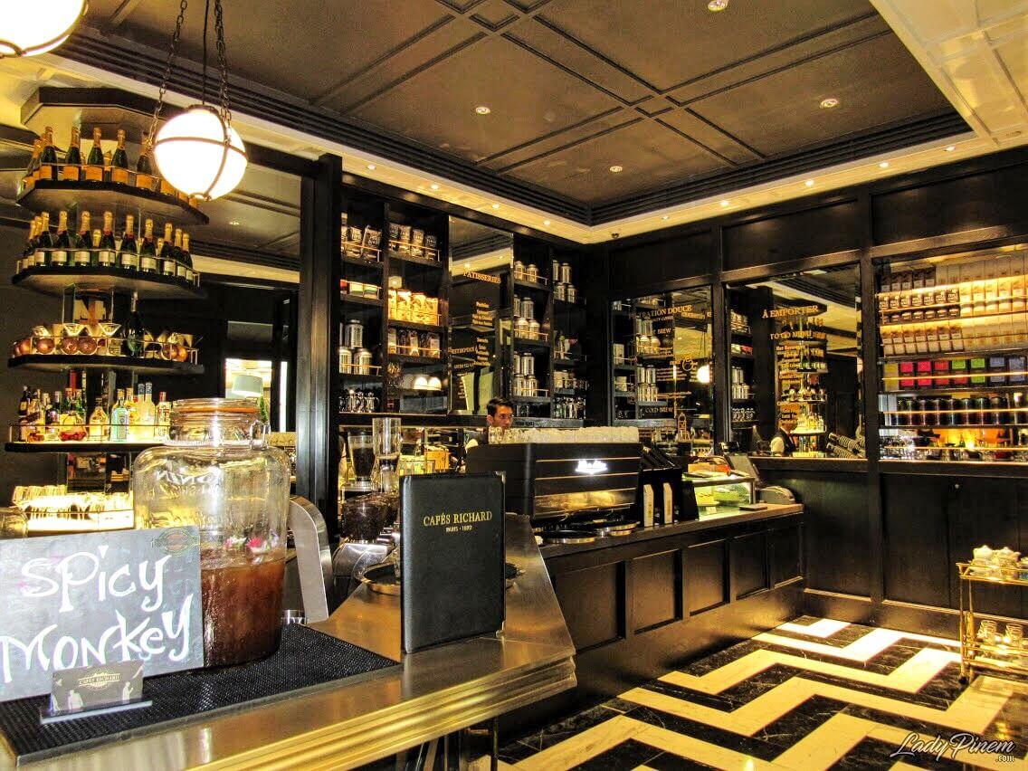 Cafe & Resto - Cafes Richard SkyAvenue 2