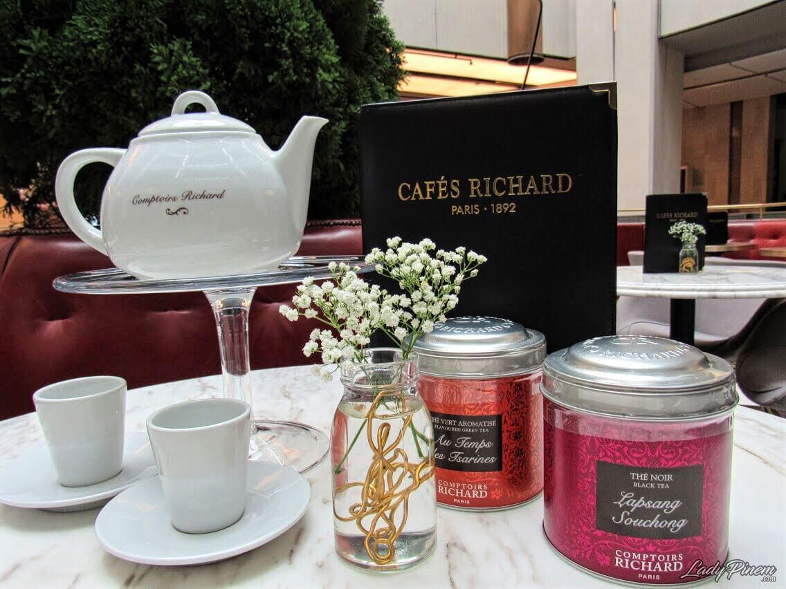 Cafe & Resto - Cafes Richard SkyAvenue 4