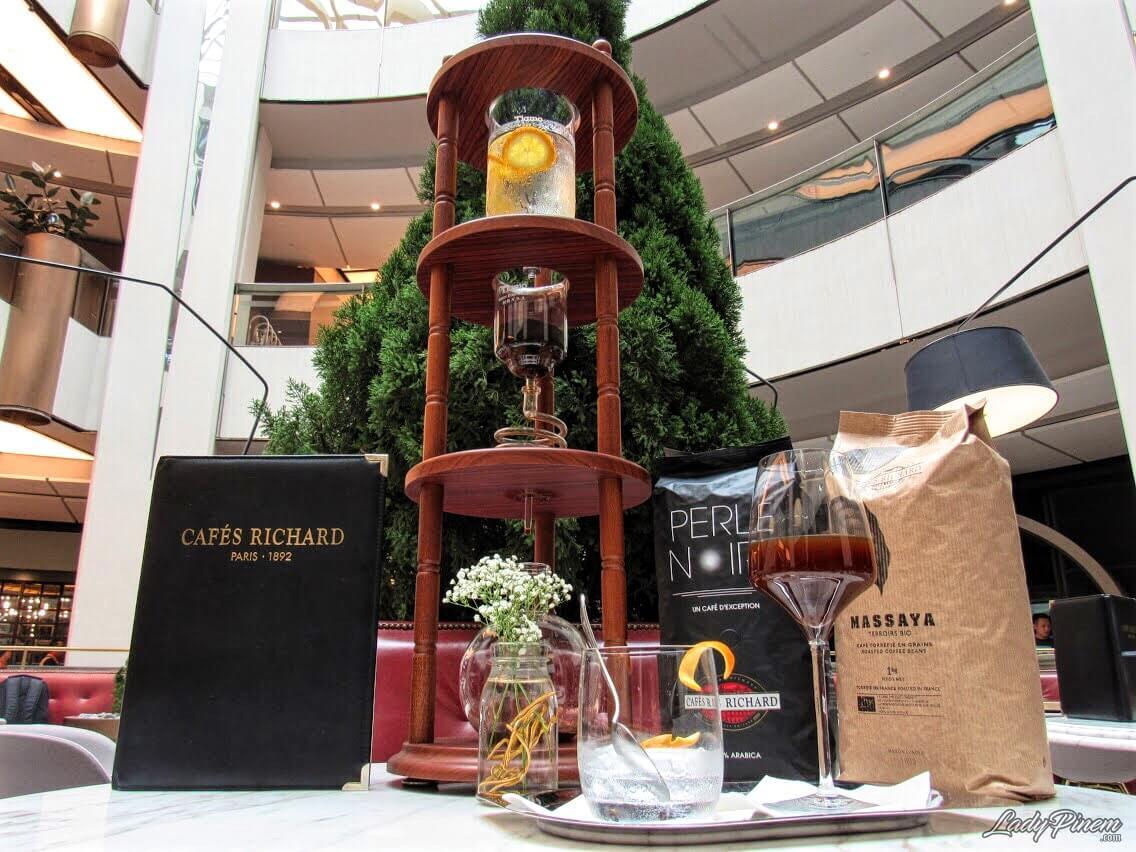 Cafe & Resto - Cafes Richard SkyAvenue 5
