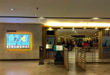 Cafe & Resto - Resort Seafood Steamboat in Resorts World Genting 1