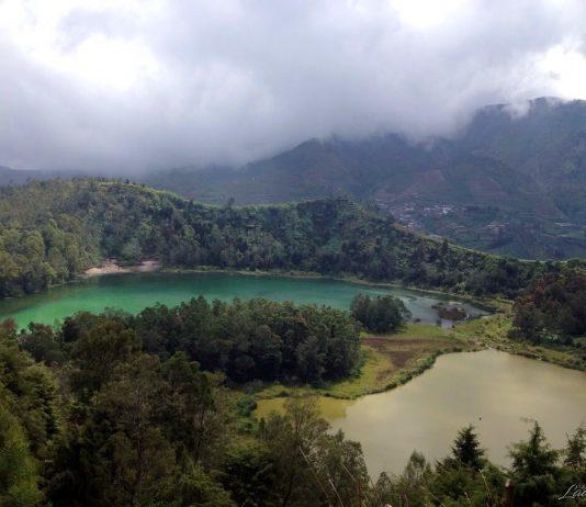 Nature - Dieng Plateau - Telaga Warna 1