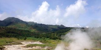Alam - Dataran Tinggi Dieng - Kawah Sikidang 1