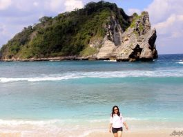 Atuh Beach Nusa Penida bali - 8