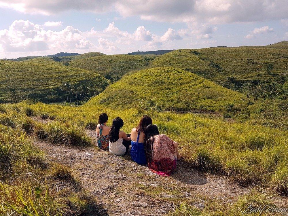 Bukit Teletubbies Nusa Penida ali - 1
