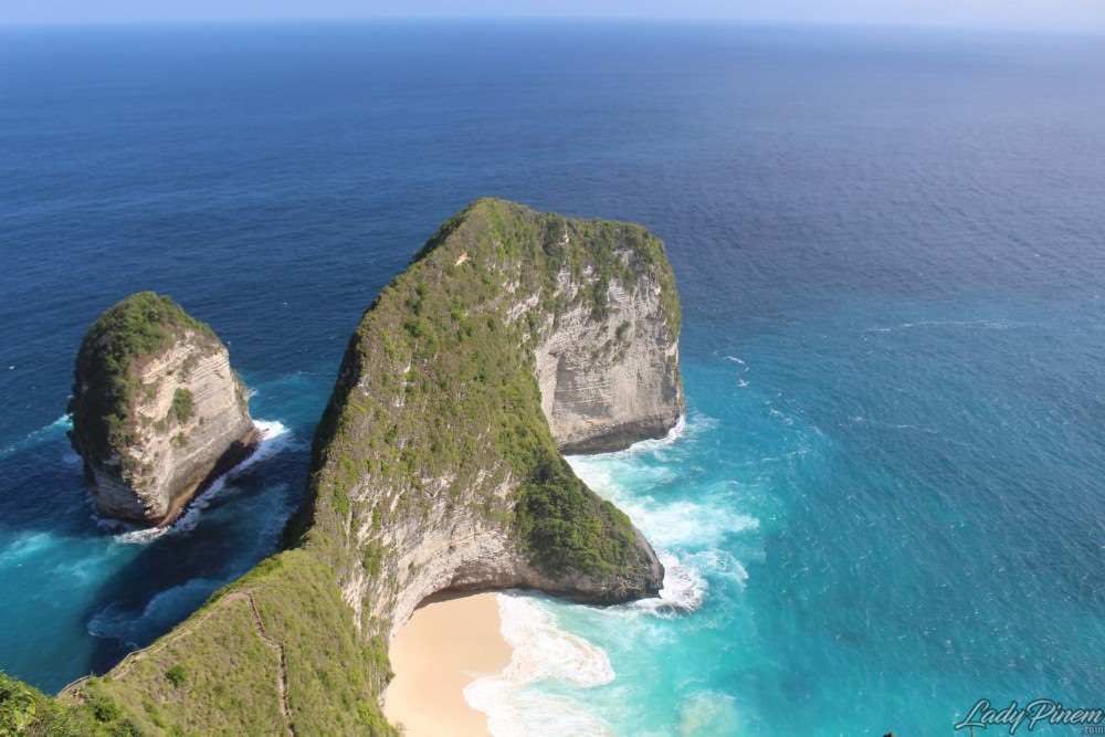 Kelingking Beach Nusa Penida - 1