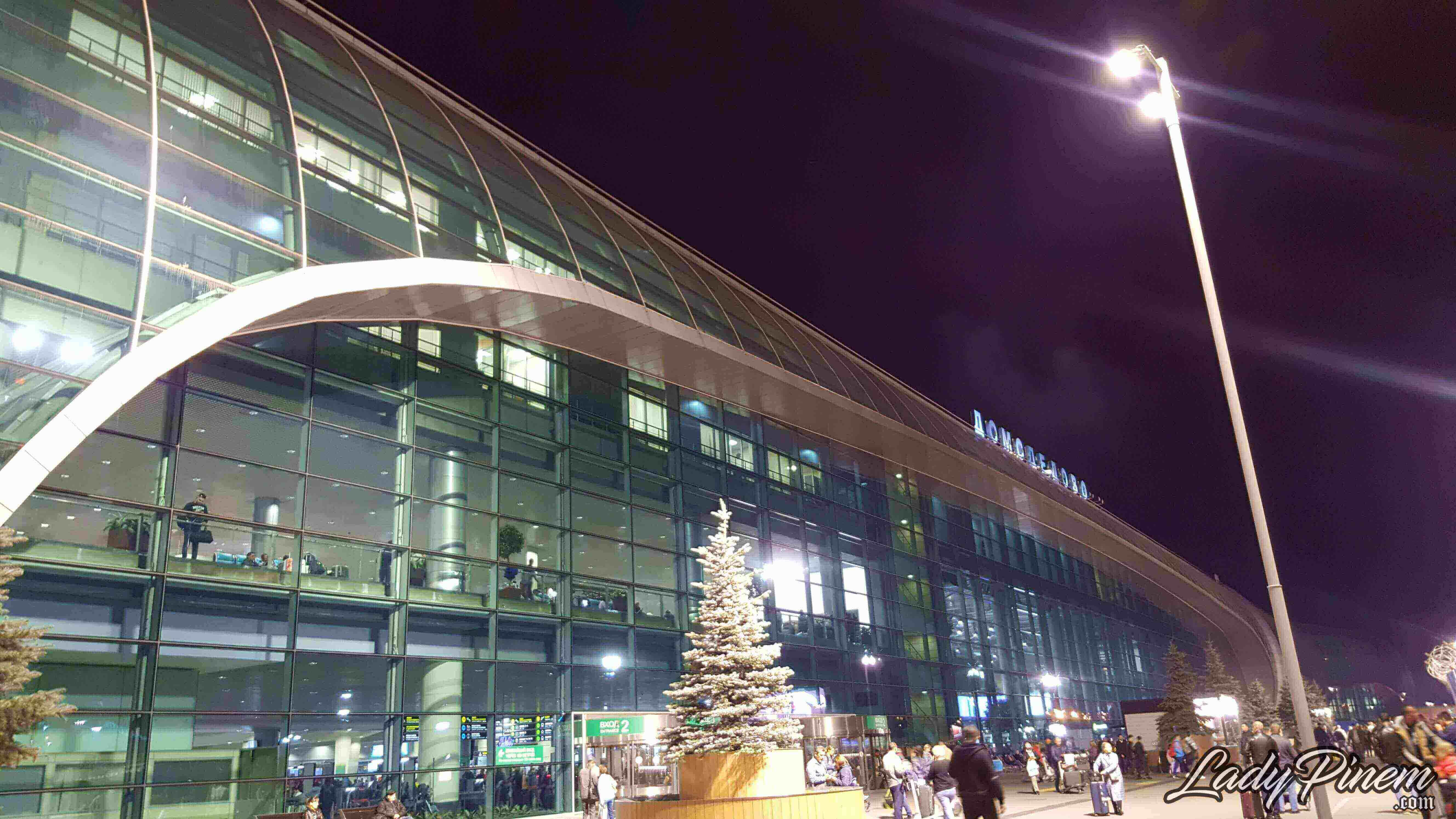 Moscow - DME Airport