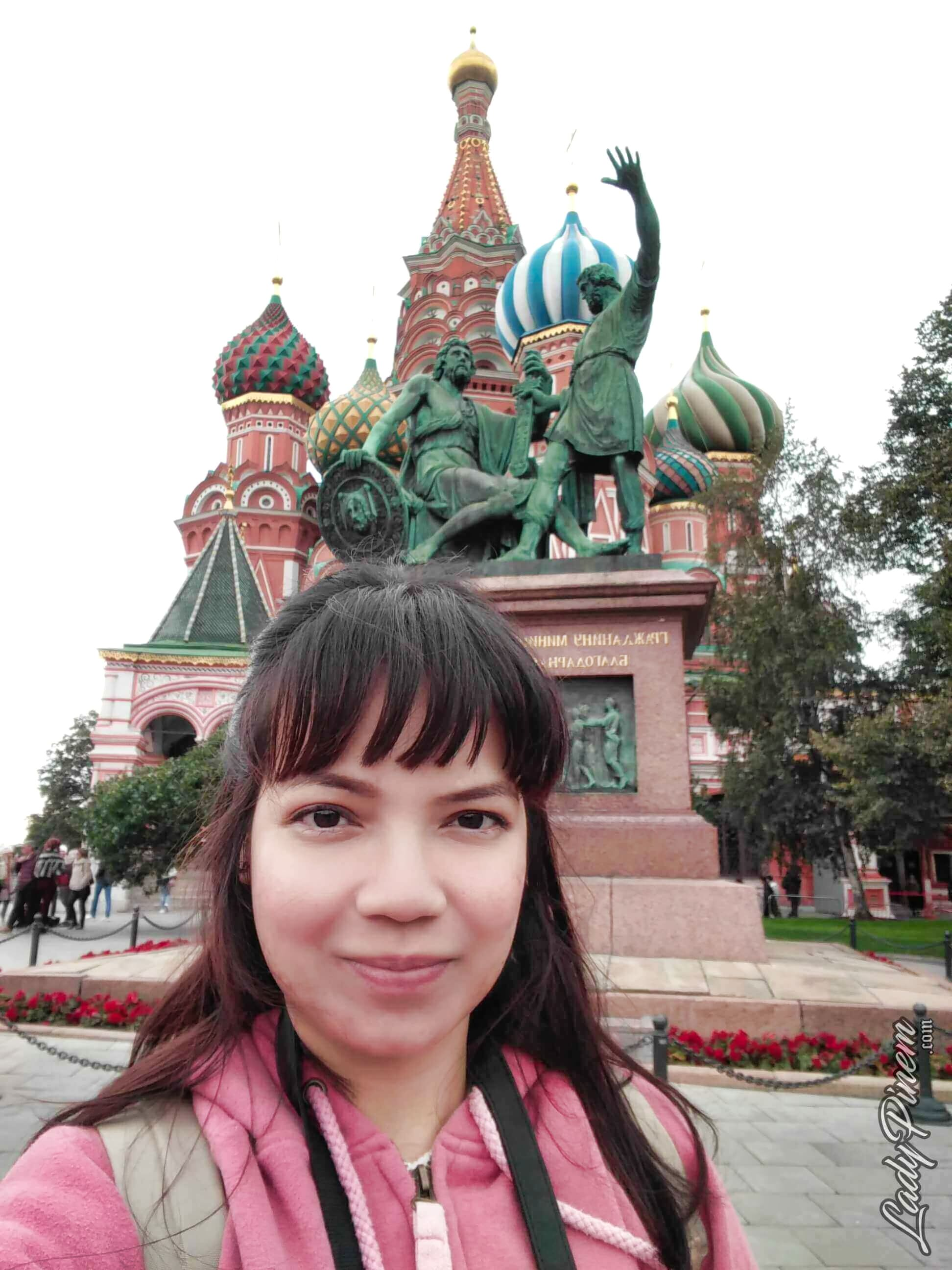 Moscow - St. Basil's Cathedral 2