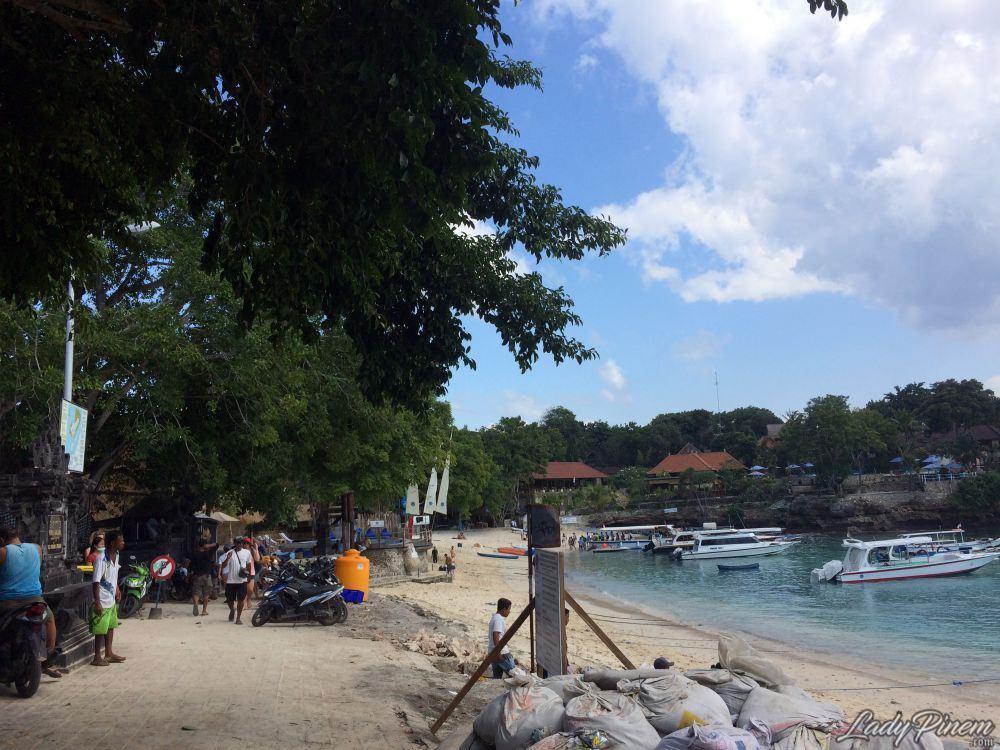 Mushroom Bay Nusa Lembongan bali - 4