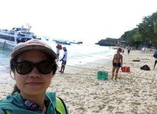 Mushroom Bay Nusa Lembongan bali - 5