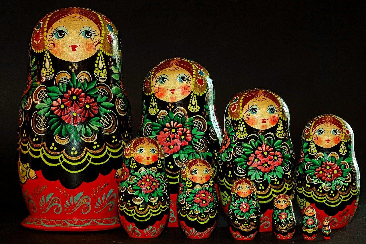 Oleh-oleh Khas Rusia