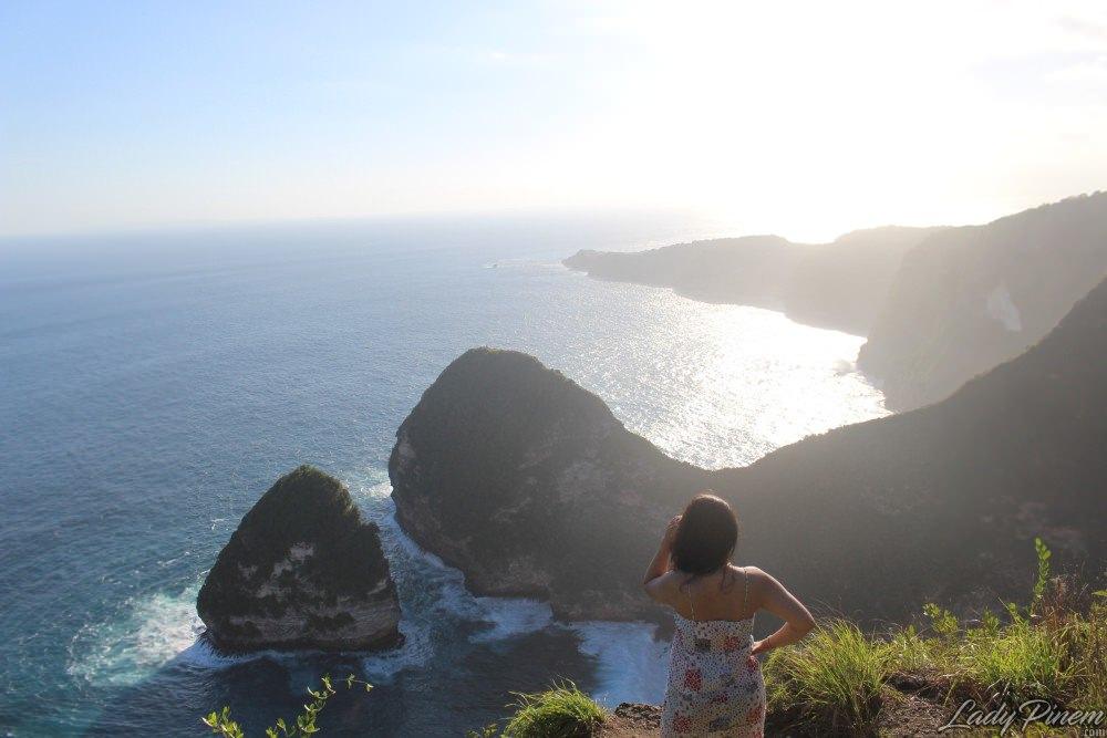 Paluang Cliff Nusa Penida Bali - 3