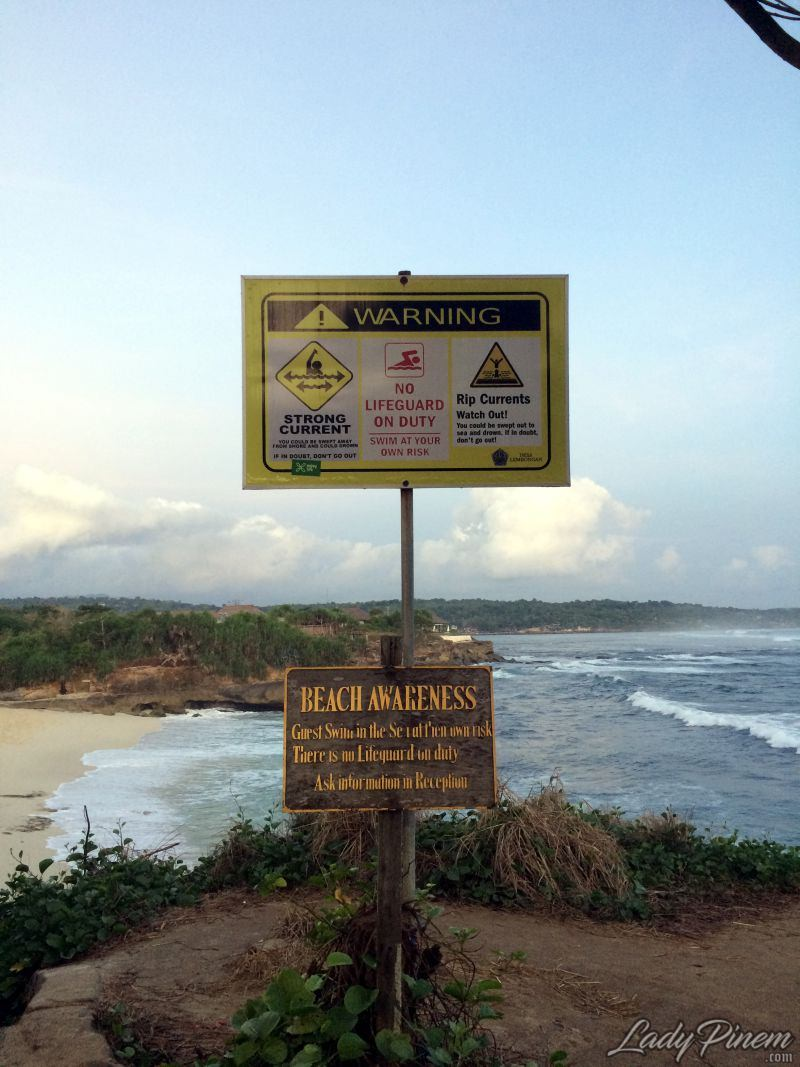 Pantai Dream Beach Nusa Lembongan Bali - 3