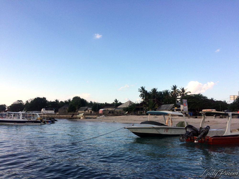 Pelabuhan Toyapakeh Nusa Penida Bali - 1