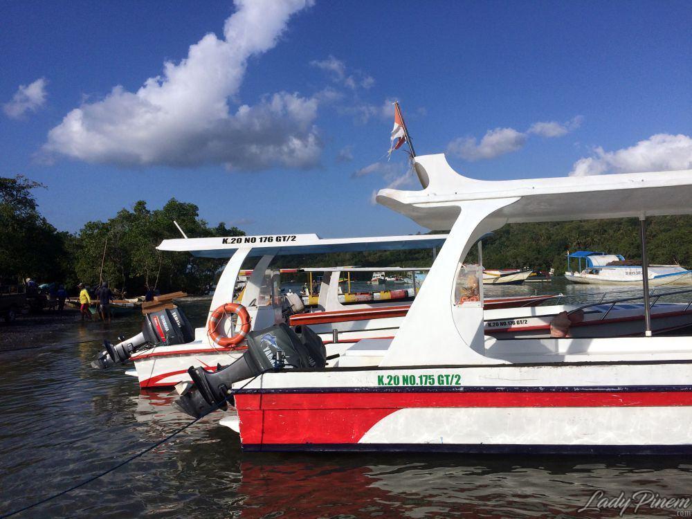Pelabuhan Toyapakeh Nusa Penida Bali - 3
