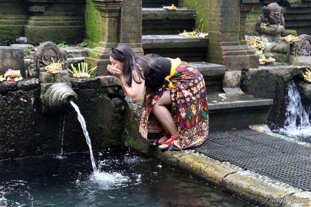 Pura Tirta Empul Tampaksiring, Gianyar, Bali - 10