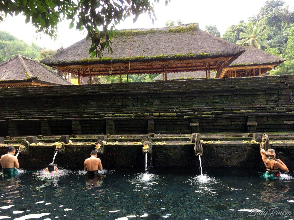 Pura Tirta Empul Tampaksiring, Gianyar, Bali - 6