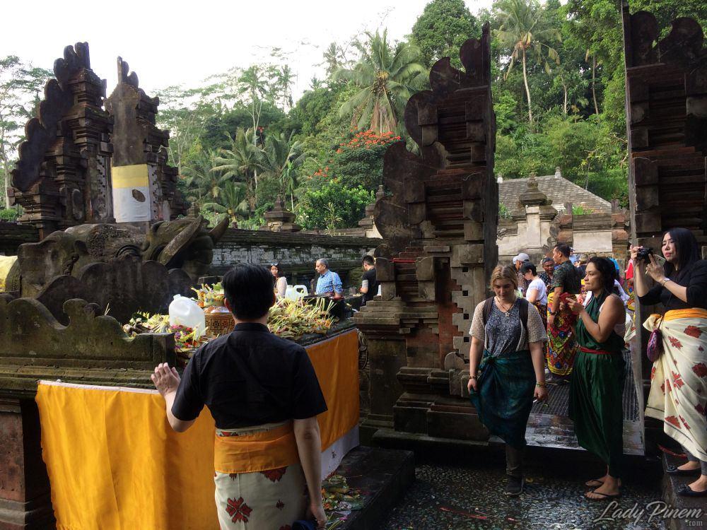 Pura Tirta Empul Tampaksiring, Gianyar, Bali - 7