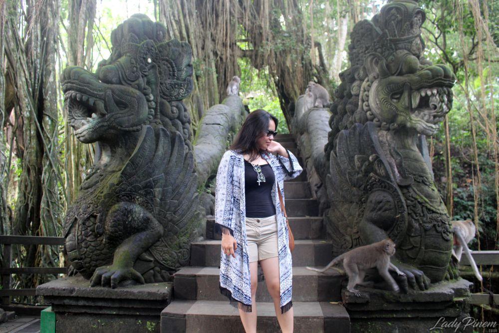 Sacred Monkey Forest Sanctuary Ubud Bali - 8