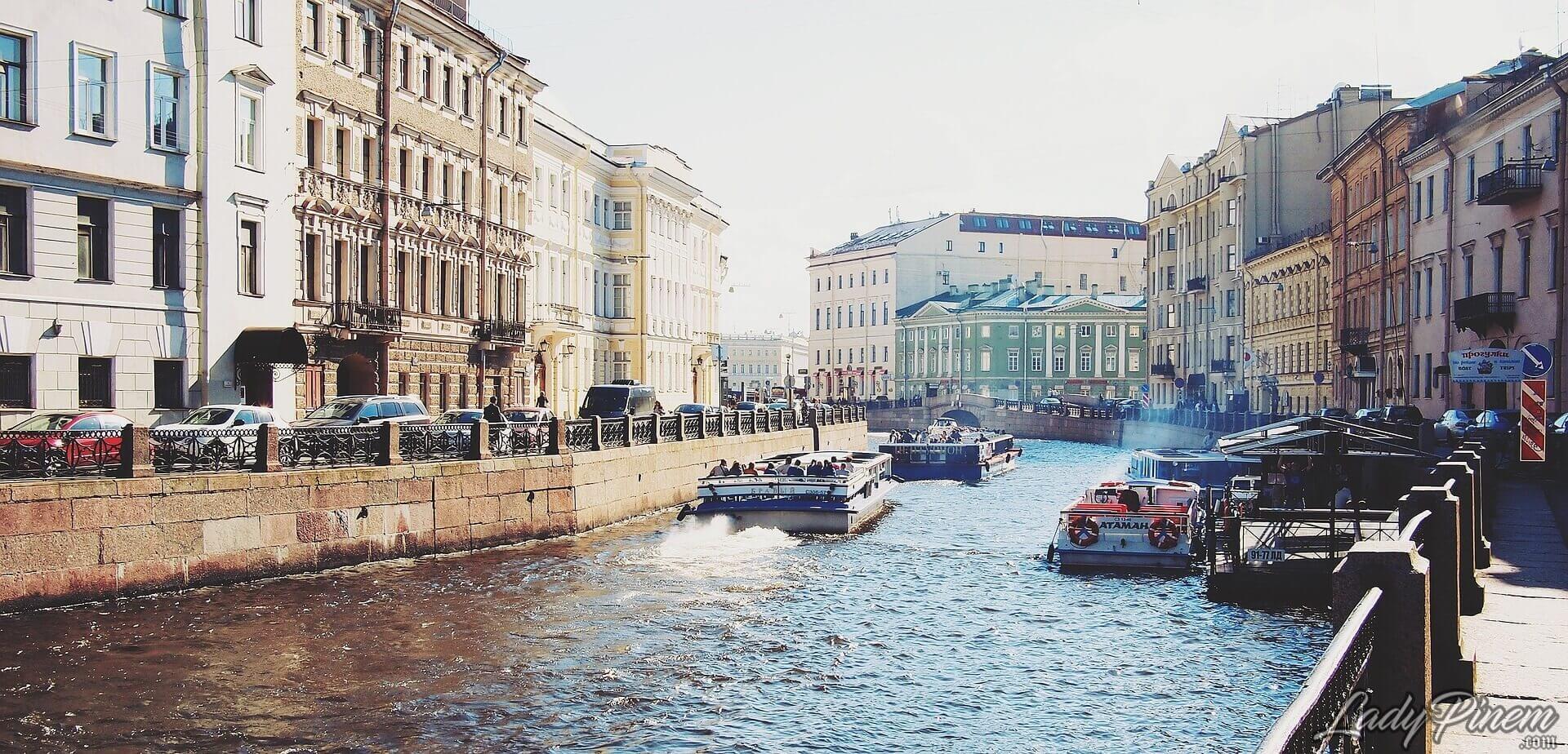 Saint Petersburg City 5