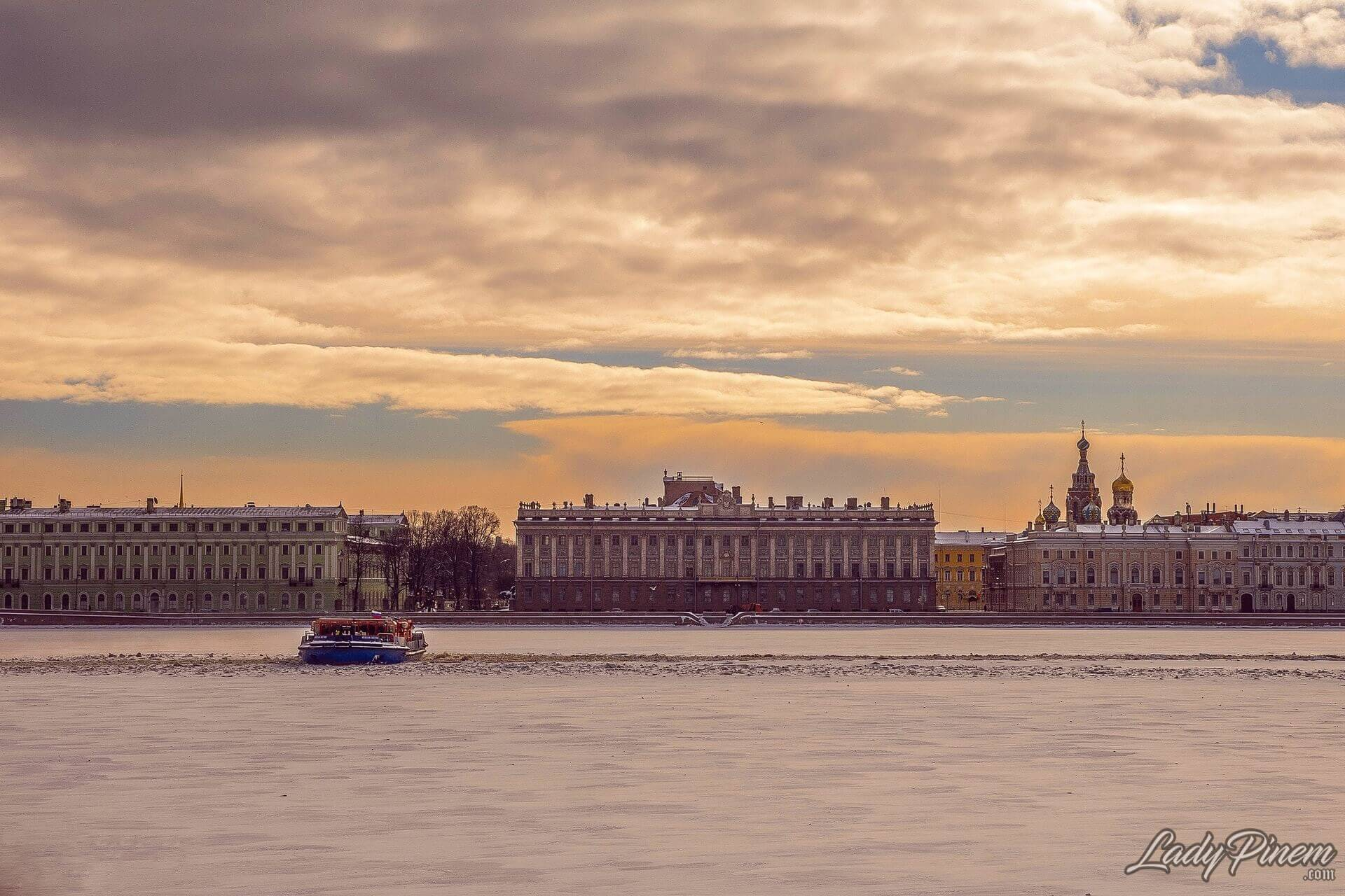 Saint Petersburg City 8