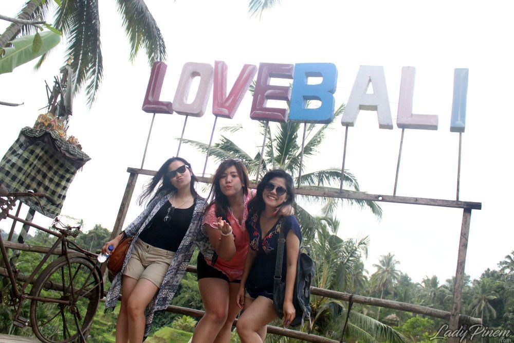 Tegallalang Rice Terrace Bali - 5