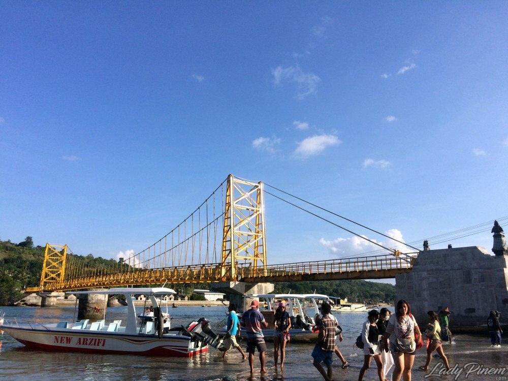 Yellow Bridge Nusa Lembongan Bali - 1