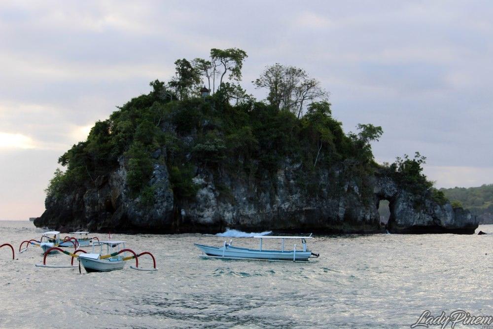 pantai crystal bay nusa penida beach bali - 2