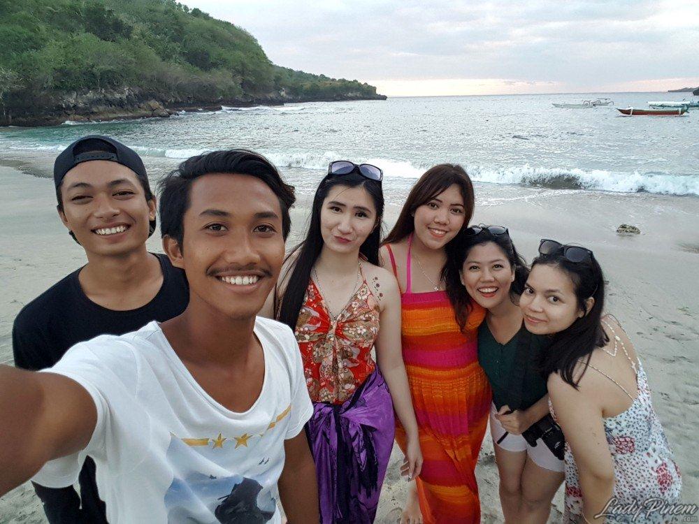 pantai crystal bay nusa penida beach bali - 5
